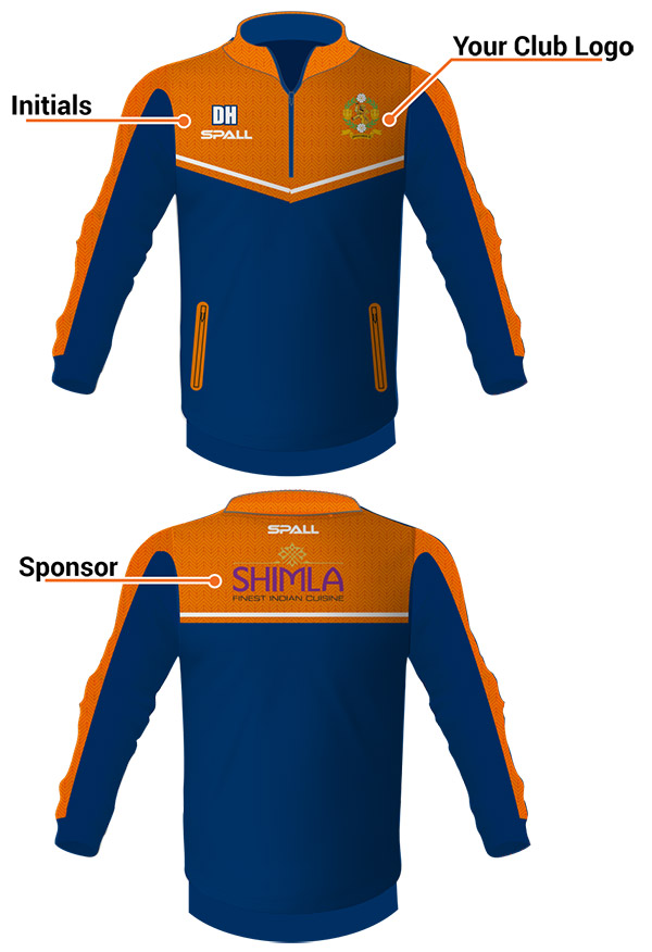 Spall Training Wear Kits Have Unlimited Amounts Of Customisation Options