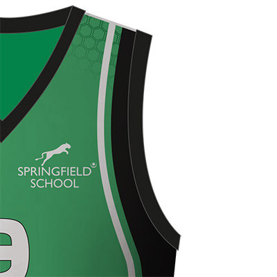Spall Basketball Shirts Sleeveless Vest Option