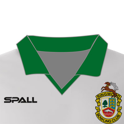 Spall Bowls Shirt With A Traditional V-Neck Collar