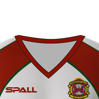 Spall Rugby Shirt With A V Neck