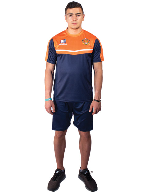 Spall Part Sublimated Training Wear