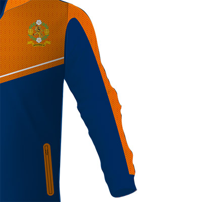 Spall Part Sublimated Jacket Long Sleeved