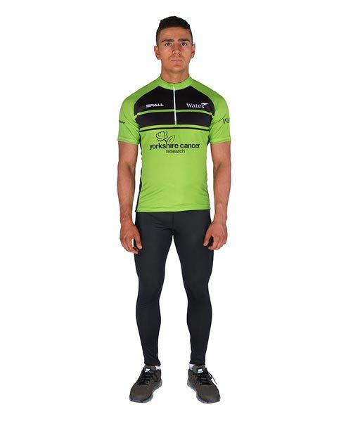 XL Yorkshire Cancer Research Cycling Jersey