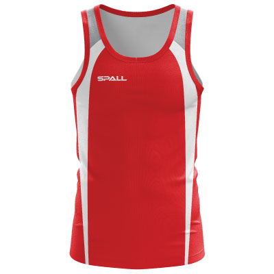 Spall Sublimated Athletic Vest 001