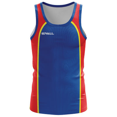 Spall Sublimated Athletic Vest 003