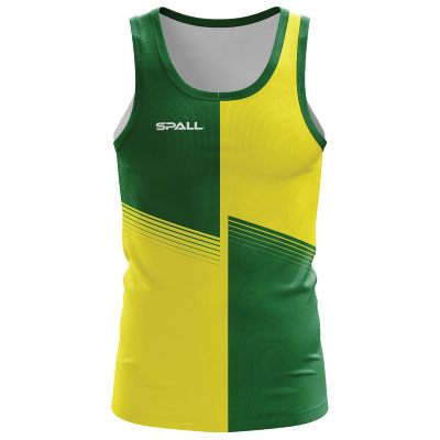 Spall Sublimated Athletic Vest 005