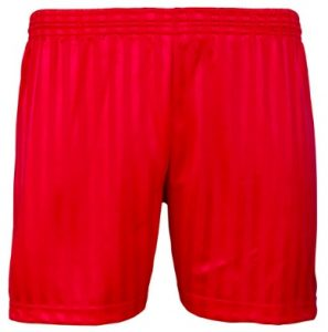 Spall Red Shadow Stripe Shorts
